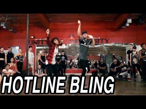 """""""HOTLINE BLING"""" - DRAKE (Cover) Dance   @MattSteffanina Choreography (@JusMoveApp)"""