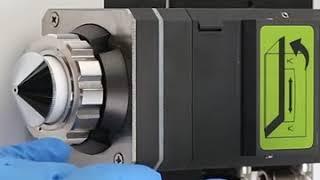 아이딜레저 파이버 레이저 커팅기 보호 렌즈