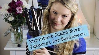 Tutorial: Enrapture Jumbo Waver | lilmisschickas