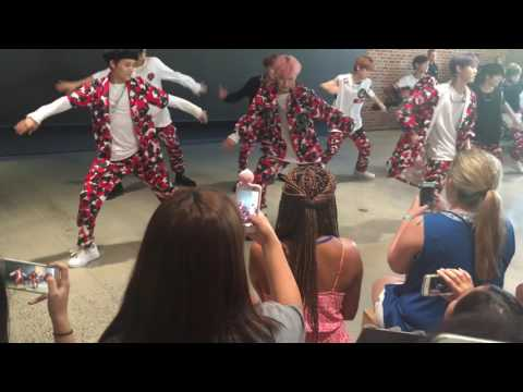 170625 NCT 127- 0 MILE @ APPLE STORE IN WILLIAMSBURG