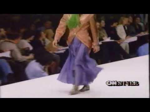 Rifat Ozbek Fall 1993