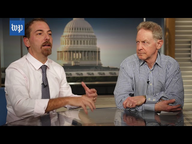 Chuck Todd lays out his vision for 'Meet the Press'
