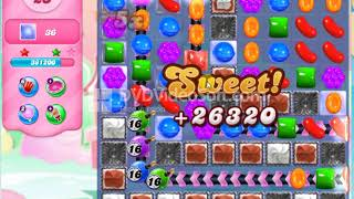 How to Solve Candy Crush Level 1407