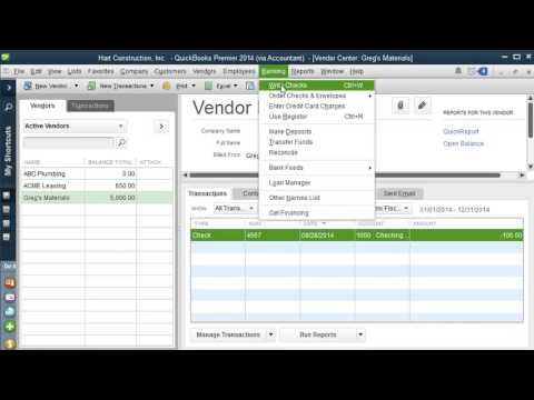 quickbooks-tutorial-/-entering-expenses-in-quickbooks