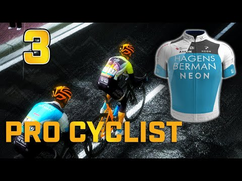PRO CYCLIST #3 - Stage Races / Northern Classics on Pro Cycling Manager 2021 |