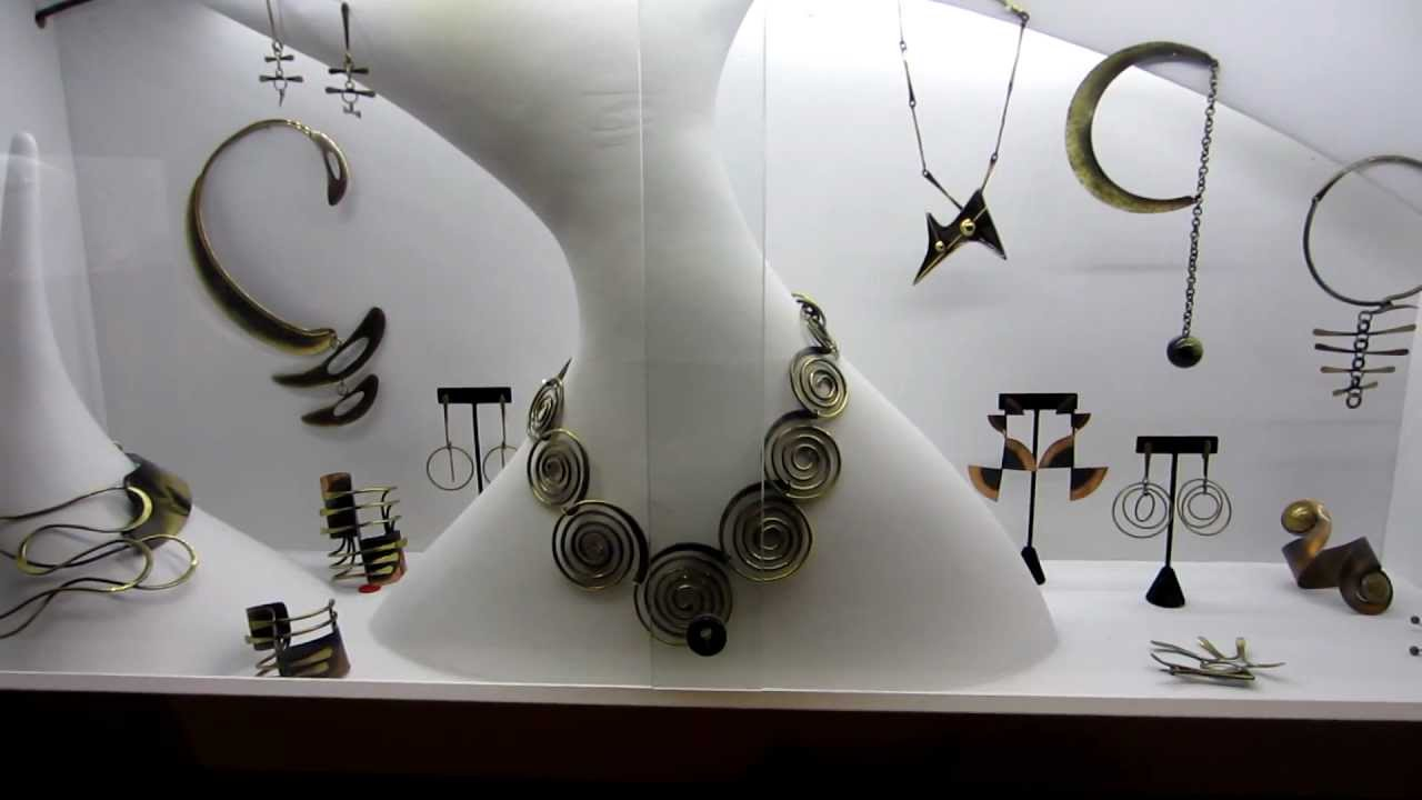 Dealer In Miami >> Modernist Art Smith Jewelry in Miami [Kovels.com] - YouTube