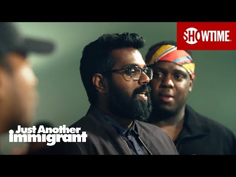 You Can Spit Though ft. Lupe Fiasco Ep. 9 Official Clip | Just Another Immigrant | SHOWTIME