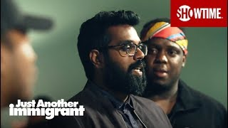 you can spit though ft lupe fiasco ep 9 official clip just another immigrant showtime