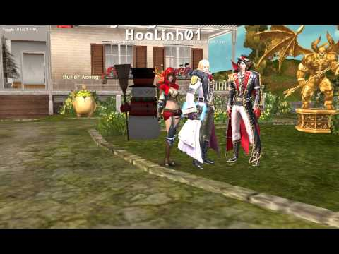 [Atlantica Online]  Brothers Grimm in my house