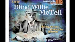 Watch Blind Willie Mctell Writin Paper Blues video