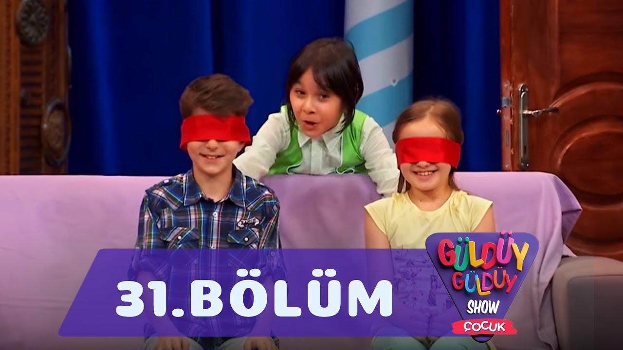 Güldüy Güldüy Show Çocuk 31.Bölüm (Tek Parça Full HD)