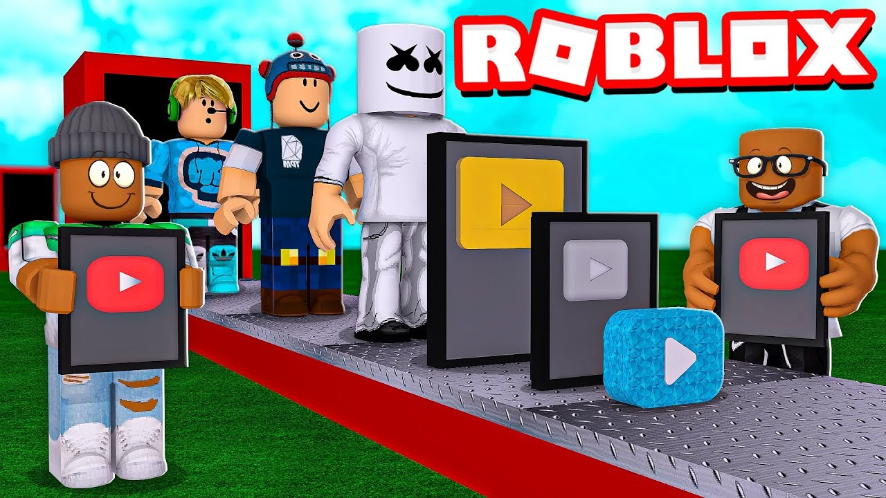 Game Up With Kev Roblox Name We Became The Most Popular Youtubers In The World Roblox Youtube