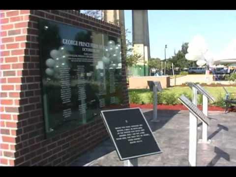 George Prince Ferry Diaster Memorial Ceremony Wrap-Up