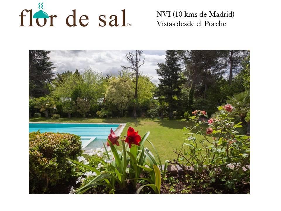 Flor De Sal Catering En La Nvi 10 Kms De Madrid Youtube
