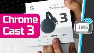 Veja Como Funciona o Google Chromecast 3 - CanalJMS