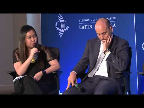 Developing Inclusive Markets Through Technology - 2013 CGI Latin America