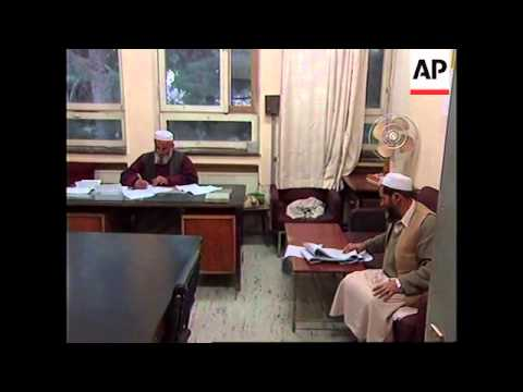 Afghan radio and TV switched on again