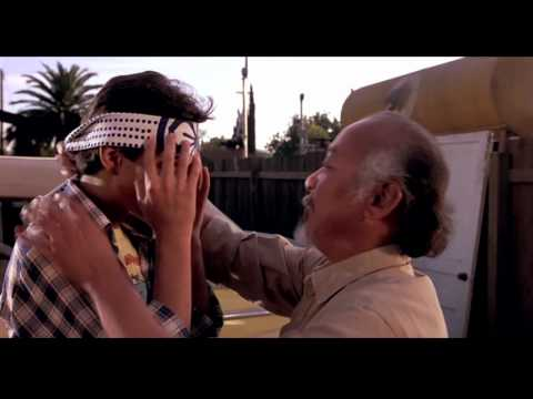 The Karate Kid Trailer (Original) HD