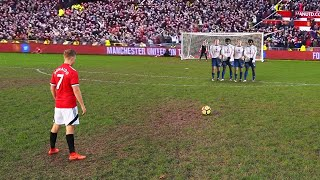 Scoring Cristiano Ronaldo's Best Free Kick Ever | Perfect Recreations #1