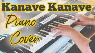 Kanave Kanave Piano Cover   David   Anirudh Ravichander   Vikram, Jiiva   Adithyha Jayakumar