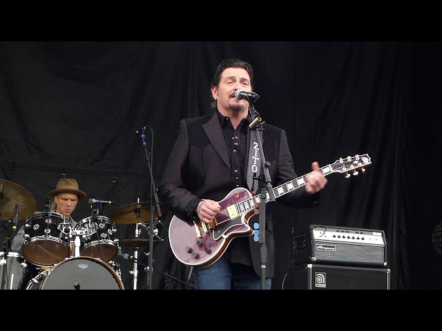 Mike Zito - I Wouldn't Treat A Dog (The Way You Treated Me) - 5/19/18 Chesapeake Bay Blues Festival