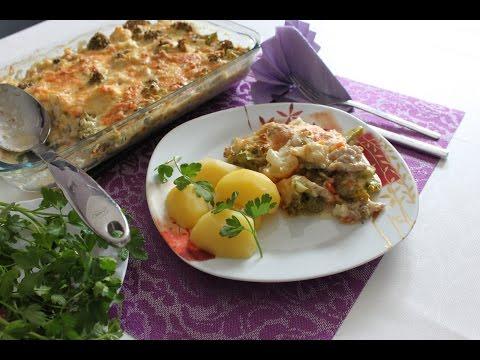 Диетические блюда и рецепты с брокколи - пошаговые с фото