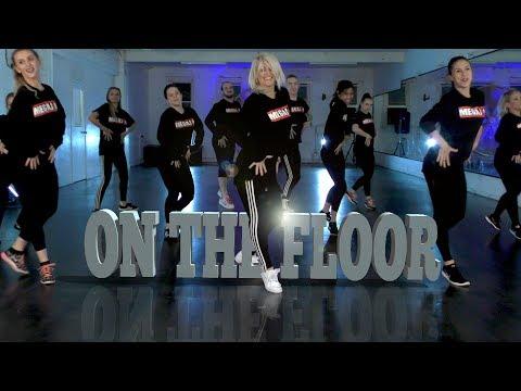 On The Floor - JLo #worldofdancechallenge | Jasmine Meakin (Mega Jam)