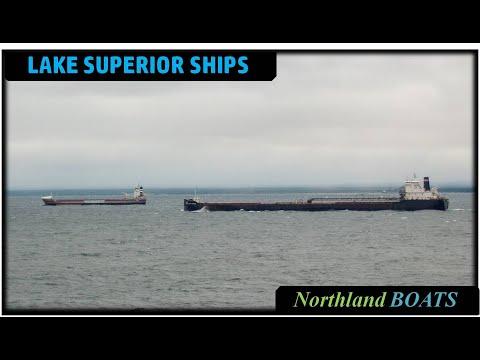 Lake Superior Ships