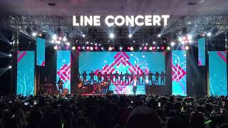 Tulus Ruang Sendiri live at line concert yogyakarta