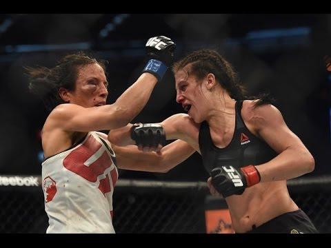 Joanna Jedrzejczyk vs Karolina Kowalkiewicz   FULL FIGHT NIGHT