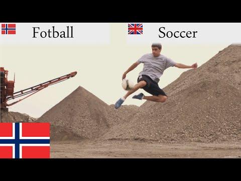 Sports in Norwegian | Learn Norwegian Vocabulary