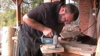 Выпиливание лобзиком - искусство резчика