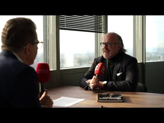 Axel Kahn trifft... Peter Olsson