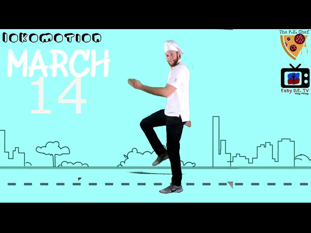 Marty Millz vs. The P.E. Chef: MARCH LokoMOTION (3 of 9)