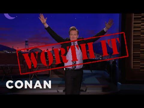 Conan Jokes About Trump's Penis & Richard Gere's Butt   CONAN on TBS