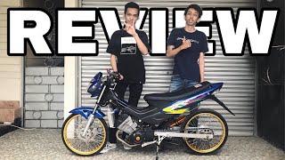 Review Honda Sonic (Thailand Concept)