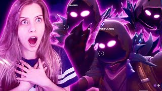 FORTNITE IS A HORROR GAME NOW (CREEPY LAUGHS & NEW SKIN JUMPSCARE)