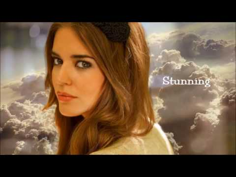 Beautiful  Clara Alonso  video slide show.