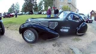 Bugatti in Walden on the Colorado Grand