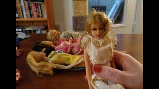 Estate sale finds - Francie, Skipper and more!