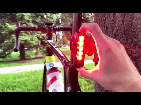 The Best Rear Light For Road Bike Lezyne Strip Drive 150 Review Youtube