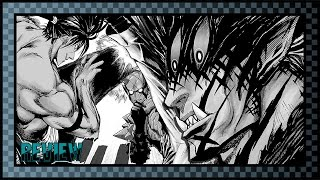 One-Punch Man Chapter 110 & 111 REVIEW - EAT OR DIE
