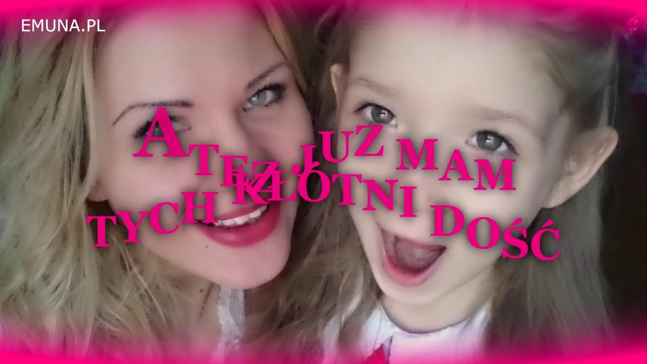 "Piękna piosenka na Dzień Matki + TEKST  ""Dla mamy"" (cover Kaja Paschalska)."