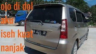 review mobil Daihatsu Xenia yang mau mogok di tanjakan kali Kenteng