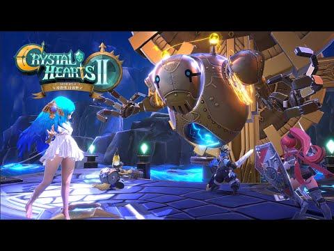[LPG 2021] 크리스탈 하츠2: 차원의 나침반 (Crystal Hearts2: Compass of dimension)