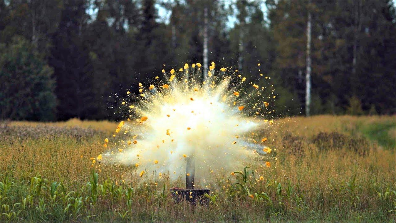 Gunpowder Vs. Dynamite for Pumpkins, Which is Better?