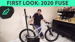 2020 Specialized Fuse Comp: First Look and Buildup - Hardtail Party