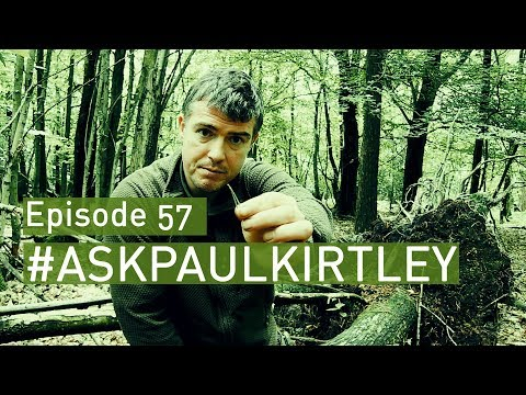 Toxic Pines, Fire Plough, Navigating At Night, Paramo Clothing | #AskPaulKirtley 57