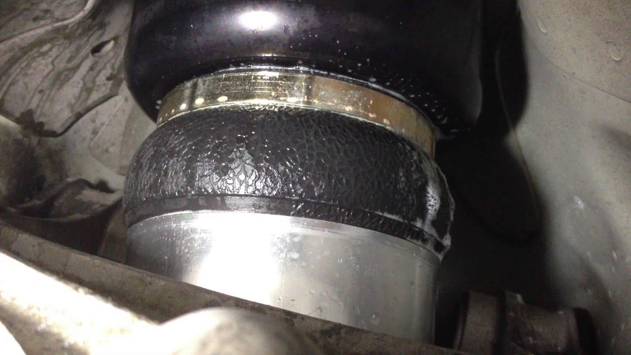 Air Leak In Strut Part 1 Youtube