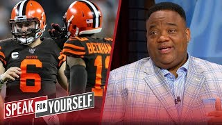 Baker & Odell have turned the Browns into a circus of arrogance— Whitlock | NFL | SPEAK FOR YOURSELF